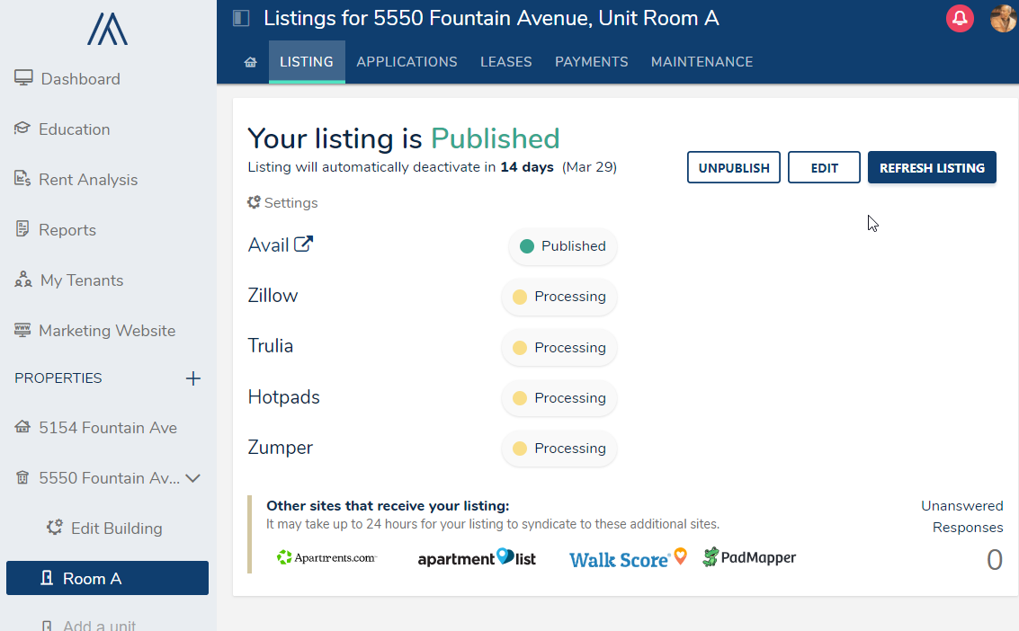 How do I list a room for rent in a shared home? – Avail